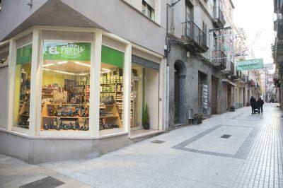 Exterior de la botiga