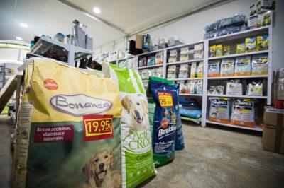 Alimentació Ocio y Mascotas